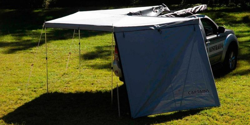 All about 4WD Awnings