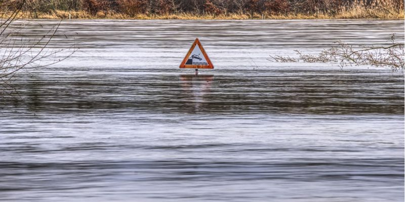 Flooding affects delivery times